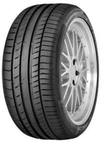 255/60R18 Continental ContiSportContact 5 SUV  112V